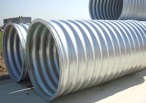 生产厂家钢带增强螺旋波纹管聚乙烯波纹管