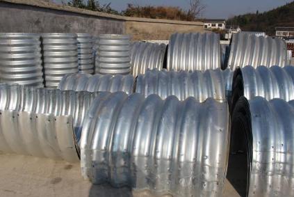 hdpe钢缠绕排污管道钢波纹管生产厂家
